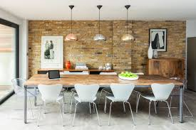 Bespoke New Basement Kitchen Kingston London Contemporary Dining Room
