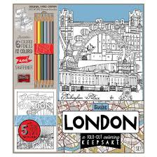 BendonR Adult Coloring Book Kit