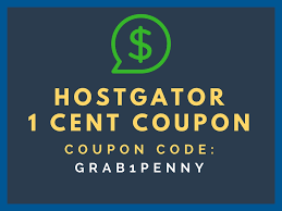 """HostGator 1 Cent Coupon Code: """"GRAB1PENNY"""" Hosting At Just ... Hostgator Coupon October 2018 Up To 99 Off Web Hosting Hostgator Code 100 Guaranteed Deal 2019 Domain Coupons Hostgatoruponcodein Discount Wp Calamo Hostgator Coupon Build Your Band Website In 5 Minutes And For Less Than 20 New 75 Off Verified Sep Codes Shared Plan Comparison Deals 11 Best Coupon Code India Codes Saves People Cash On Your"""
