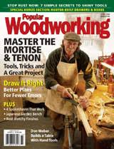 entirely by hand popular woodworking magazine
