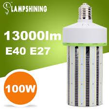 e40 e27 100 watt led corn cob bulb etl certified