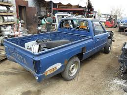 100 Utility Truck Parts New Arrivals At Jims Used Toyota 1985 Toyota Pickup 4x4