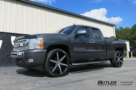 Chevrolet Silverado Vehicle Gallery at Butler Tires and Wheels in