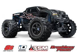 100 4x4 Rc Truck 770864 Traxxas 15 XMaxx 8S 4WD Electric Brushless Off Road RC