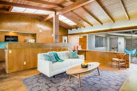 100 Long Beach Architect Paul Tay Midcentury Modern Living Room Mid