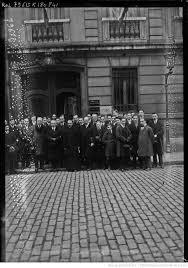 chambre du commerce poitiers association pologne membres de l association devant le siège