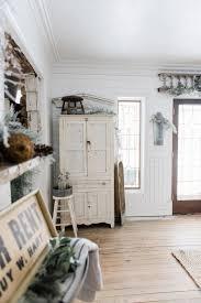 White Chippy Farmhouse Cupboard