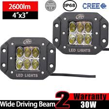 2pcs 30W LED Back Up Lights Bumper Mount Light Kit 12V 24V With ... Automotive Household Truck Trailer Rv Lighting Led Light Bulbs Masculine Backup Lights For Trucks Led Backup Problem With Back Up Led Strobe Kit 2017 Ford F250 And Lights Youtube 2016 Silverado Auxiliary Trucklitesignalstat 24 Diode Clear Rectangular Backup Frontier Gear Diamond Series Full Width Black Rear Hd Eyourlife 20 Tail Bar Dc12v Red Amber White 2012 Lariat 4wd Transndence Amazoncom Krator Hitch Brake Reverse Signal For M998 Hmmwv Marks Tech Journal Looking Suggestion On Enthusiasts