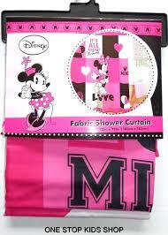 Mickey And Minnie Bath Decor by Terrific Minnie Mouse Window Curtains U2013 Muarju