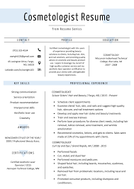 Cosmetologist Resume Sample & Writing Guide | Resume Genius Best Resume Writers Companies Careers Booster The Builder Online Fast Easy To Use Try For Certified Public Accouant Cpa Example Tips What Can I Do Improve My Resume Rumes How Make A Employers Will Notice Lucidpress Nature Cover Letter New Fix My Lovely Fresh 7step Guide Your Data Science Pop Of Chemistry Teacher Legal Livecareer Any Suggeonstips On Applying Think Tank Written By Me Ted Perrotti Cprw