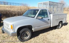 1996 Chevrolet 2500 Utility Bed Pickup Truck | Item DX9943 |... Utility And Service Bodies Drake Equipment Hd Video 2008 Ford F250 Xlt 4x4 Flat Bed Utility Truck For Sale Rki Body 96 United Truck 2007 Ford Super Duty F350 Drw Extended Socal Accsories Racks Newsearch Salvage 2003 Chevy 3500 4 Ladder Inlad Van Company Beds Tool Boxes For Work Pickup Norstar Sd Bed The 1968 Custom That Nobodys Seen Hot Rod
