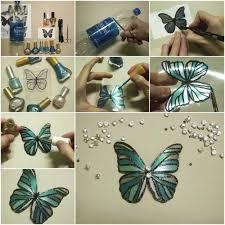 DIY Crafts Using Nail Polish