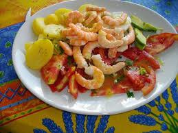 recette cuisine été recette de salade d été par vemica