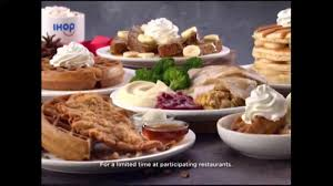 Ihop Pumpkin Pancakes Commercial by Christmas Commercial 2015