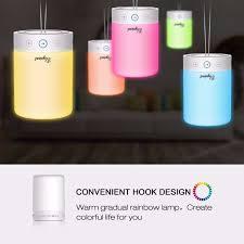 Touch Lamps At Walmart by Amazon Com Led Lamp Speaker Elegiant Wireless Stereo Speaker Led