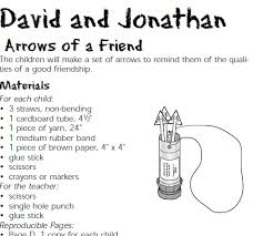 Holiday Coloring Pages David And Mephibosheth Page Jonathan Bible Story Crafts