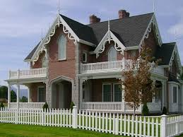 New Gothic Revival House With An Old Soul Hooked On Houses