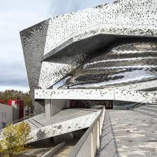 100 Paris By Design Philharmonie De Archives Dezeen
