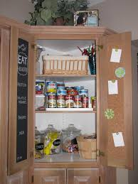 Pantry Cabinet Shelving Ideas by Organize Everything The Pantry And Some Extra Inspiration