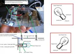 Harley Davidson Light Bulb Cross Reference by Need Help Wiring Tail Light Harley Davidson Forums