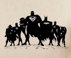 Superhero Bedroom Decor Nz by Aliexpress Com Buy Superheroes Decal Super Hero Man Vinyl