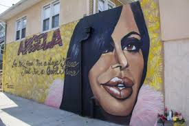 big ang s sister hopes to save mural after complaints that it s