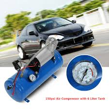 12V Air Compressor With 6 Liter Tyre Inflator Pressure Pump For ... Mtb Mountain Road Cycling Bicycle Alarm Bell Bike Horn 14 Chrome Car Train Truck Air Electric Solenoid Valve Stebel Nautilus Compact 12volt 300hz Deep 110d Lorry Trumpet Scania Volvo Daf Man Iveco 3d Model Duplex Airhorn Cgtrader Rin 12v Boat 178db Compressor Dual Tone 194856 F1 F100 Ford Retrolook Chrome Exterior 14inch Metal Pcwizecom Truhacks Model 411 Single Roof Mount Kleinn Horns By Grover Emergency Marine