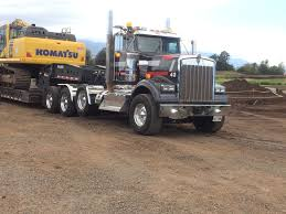 100 Tri Axle Heavy Haul Trucks For Sale TJ GOMES TRUCKING Pinterest