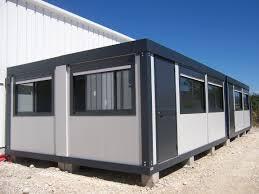 bungalow bureau livraison bungalows bureaux dans l isère