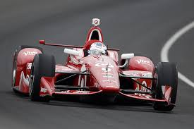 Indianapolis 500 Scott Dixon Heads Field Going For Checkered Flag