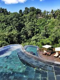 100 Ubud Hanging Garden Bali River Cafe At S Payangan Indonesia