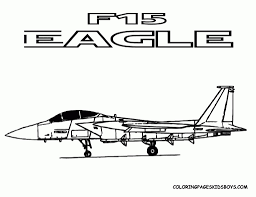 Mighty Military Airplane Coloring Fighter Jets Free For The Amazing And Stunning Jet