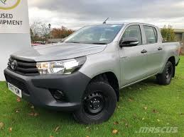 100 Used Fleet Pickup Trucks Toyota Hilux Active Pickup Year 2017 Price 22724 For