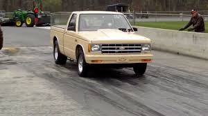 100 Chevy S10 Pickup Truck Drag Race1983 Small Block Coached By Jerry Arnold