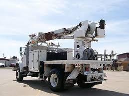 International Digger Derrick Trucks