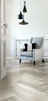 Grey Luxury Vinyl Plank Hardwood Contemporary Flooring Types Elegant Light Parquet Wood Floor With Chair And Tom Style