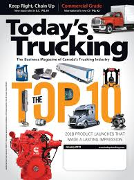 100 Keep Trucking Todays January 2019 By Annex Business Media Issuu