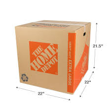 100 Home Depot Moving Trucks The 22 In L X 22 In W X 21 12 In D HeavyDuty Extra