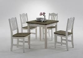 massivholz tisch ausziehbar 77 127x77 2farbig weiß grau ausziehtisch kiefer