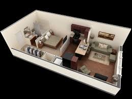 One Bedroom Apartments In Murfreesboro Tn by 15 Inspirations Floor Plans Spacious Living Room Studio