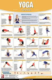 Yoga Poses And Names Benefits