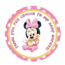 Baby Minnie Mouse Baby Shower Theme by Baby Minnie Mouse Baby Shower Invitations Partyexpressinvitations