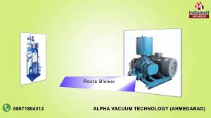 Dresser Roots Blowers Compressors by Vacuum Pumps U0026 Root Blowers By Alpha Vacuum Technology Ahmedabad