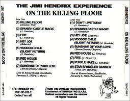 Jimi Hendrix Killing Floor Live by Index Of Jlund Covers Jimi Cd Covers