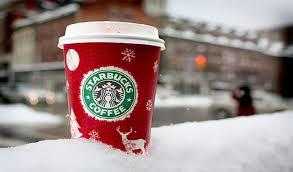 Wallpaper Christmas Starbuck By PelushitaPetisuit