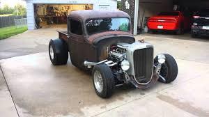 100 Chevy Hot Rod Truck 1936 Rat 2 YouTube