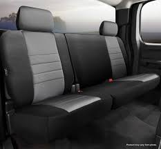 Neo™ Neoprene Custom Fit Truck Seat Covers - Flawless Auto