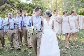 Simple Farm Wedding