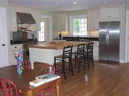 Kitchen Dining Room Combo Floor Plans Elegant Decor Sectional Sofa And Armchair With Set For Small