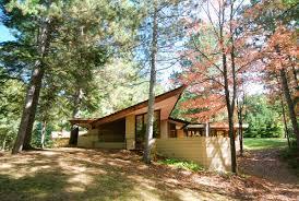 100 Frank Lloyd Wright Jr Minnesota House Moved To Pennsylvania